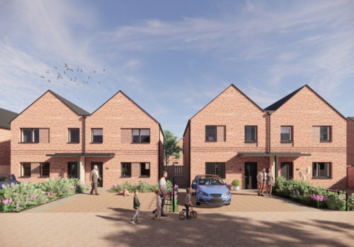 Cornovii Homes announce first development, The Frith