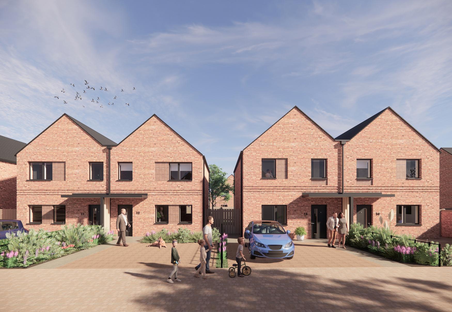 Cornovii Homes announce first development, The Frith
