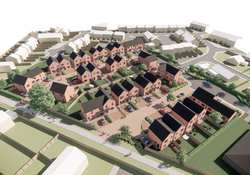 Planning permission submitted for Ellesmere Wharf