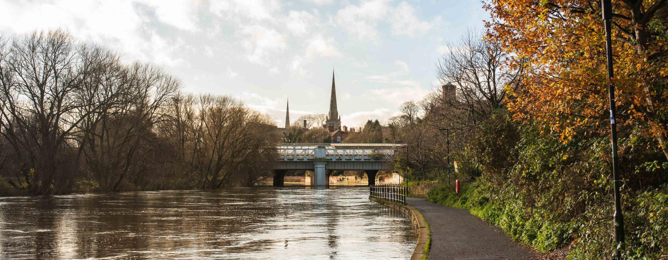 Exploring Shrewsbury - Cornovii Homes
