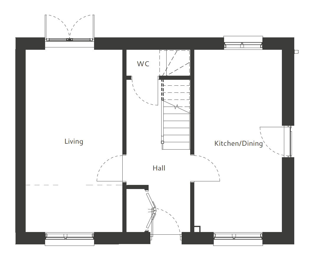 The Atcham Floor Plan